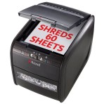 REXEL STACK  SHRED AUTO 60 SHREDDER CROSS CUT