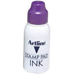 ARTLINE STAMP PAD INK 50CC ESA 2N PURPLE