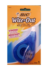 BIC WITE OUT CORRECTION TAPE ROLLER