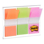 FLAGS POSTIT 238X432MM 680OLP PINK ORANGE YELLOW