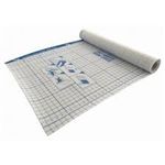 450MM X 15METRE PERFORMANCE 80 SELF ADHESIVE BOOK COVERING CLEAR CONTACT 80 MICRON