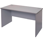 1500MMW X 750MMD X 730MMH RECTANGULAR DESK GREY