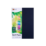 A4 BLACK 80GSM QUILL PAPER PACK 100