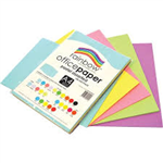A4 COPY PAPER 80GSM PASTEL ASSORTED